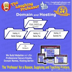 Domain Name Registration, purchasing & Hosting