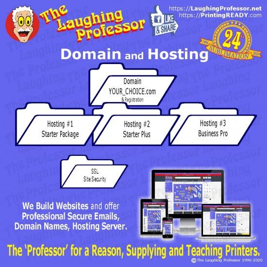 Domain Name Registration, purchasing & Hosting
