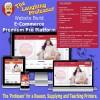 Premium Pro New Website Build/Upgrade.