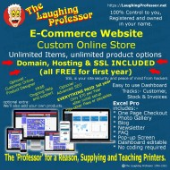 Website Ecommerce Package III