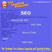 Editing and using meta and seo tags