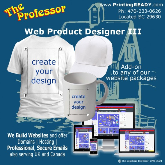 COMING SOON - Web Product Designer III