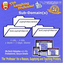 Sub Domain - Add-on
